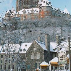 Отель Fairmont Le Chateau Frontenac Канада, Квебек - отзывы, цены и фото номеров - забронировать отель Fairmont Le Chateau Frontenac онлайн фото 8