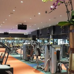 Bavico Plaza Hotel Dalat Далат фитнесс-зал