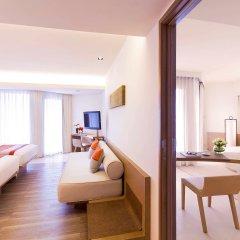 Отель Pullman Pattaya Hotel G Таиланд, Паттайя - 9 отзывов об отеле, цены и фото номеров - забронировать отель Pullman Pattaya Hotel G онлайн комната для гостей фото 3