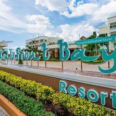 Отель Krabi Front Bay Resort бассейн фото 2
