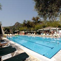 Отель Belcekiz Beach Club - All Inclusive бассейн фото 3