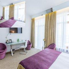 Гостиница Panorama De Luxe 5* Полулюкс разные типы кроватей фото 3