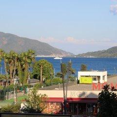Adonis Hotel Marmaris пляж