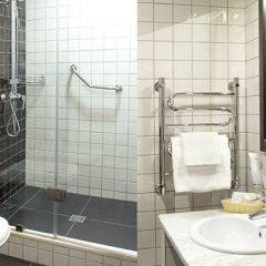 Гостиница Центральная в Барнауле 1 отзыв об отеле, цены и фото номеров - забронировать гостиницу Центральная онлайн Барнаул ванная фото 2