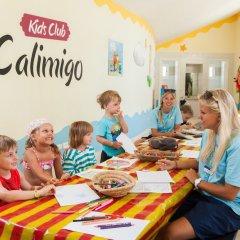Отель Club Calimera Yati Beach детские мероприятия