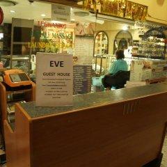 Отель Eve's Guesthouse Бангкок интерьер отеля фото 2