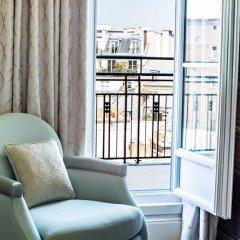 Prince de Galles, a Luxury Collection hotel, Paris балкон фото 2