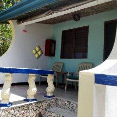 Отель Artistic Diving Resort балкон