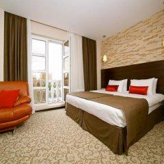 Гостиница Villa Marina 3* Стандартный номер с разными типами кроватей фото 6