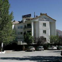 Santa Cruz II Hotel парковка