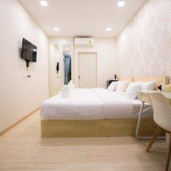 The Hab Hostel Бангкок комната для гостей