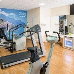 Отель Nh Belvedere Вена фитнесс-зал