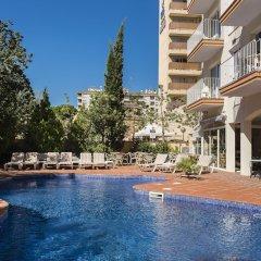 Hotel Les Palmeres бассейн фото 3