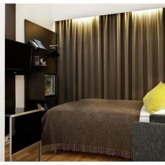 Hotel Scandic Kungsgatan Стокгольм сейф в номере