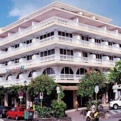Отель Tiare Tahiti Французская Полинезия, Папеэте - отзывы, цены и фото номеров - забронировать отель Tiare Tahiti онлайн помещение для мероприятий