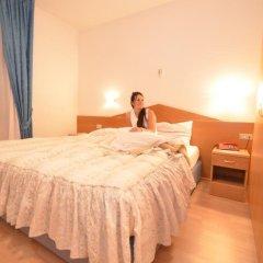 Hotel Albe Рокка Пьеторе комната для гостей фото 5