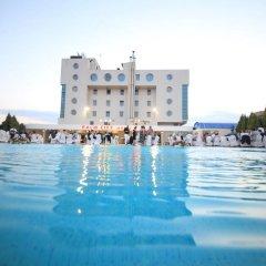 Palmcity Hotel Akhisar Турция, Акхисар - отзывы, цены и фото номеров - забронировать отель Palmcity Hotel Akhisar онлайн бассейн