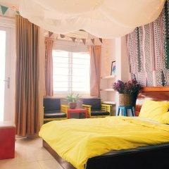 Отель Supe Homestay Nguyen Van Trang комната для гостей фото 5