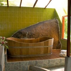 Отель Koh Tao Seaview Resort Таиланд, Остров Тау - отзывы, цены и фото номеров - забронировать отель Koh Tao Seaview Resort онлайн ванная фото 2