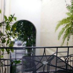 Отель La Perla Hotel Boutique B&B Мексика, Гвадалахара - отзывы, цены и фото номеров - забронировать отель La Perla Hotel Boutique B&B онлайн балкон