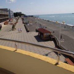 Лазурь Бич Отель пляж фото 3