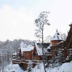 Отель KOREA QUALITY Elf Spa Resort Hotel Южная Корея, Пхёнчан - отзывы, цены и фото номеров - забронировать отель KOREA QUALITY Elf Spa Resort Hotel онлайн фото 2