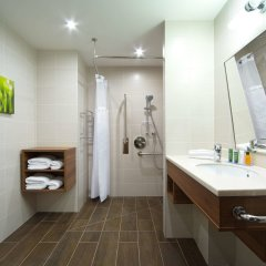 Гостиница Хилтон Гарден Инн Москва Красносельская ванная фото 2