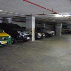 Отель Gm Suites Бангкок парковка