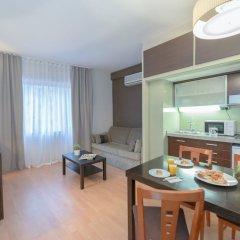 Отель Aparthotel Senator Barcelona комната для гостей фото 9