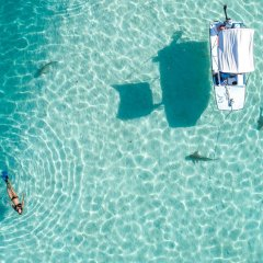 Отель Robinson's Cove Villas - Deluxe Wallis Villa Французская Полинезия, Муреа - отзывы, цены и фото номеров - забронировать отель Robinson's Cove Villas - Deluxe Wallis Villa онлайн детские мероприятия фото 2