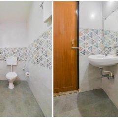 Отель OYO 29836 Golden Pearl Гоа ванная