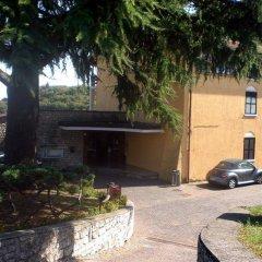 Hotel Belvedere Манерба-дель-Гарда парковка