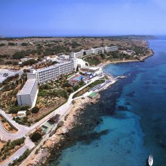 Mellieha Bay Hotel пляж фото 2