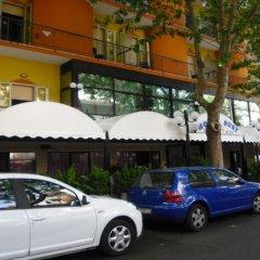 Отель SUSY Римини парковка
