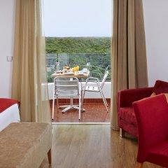 Отель Alcazar Beach & SPA Португалия, Монте-Горду - отзывы, цены и фото номеров - забронировать отель Alcazar Beach & SPA онлайн комната для гостей фото 5