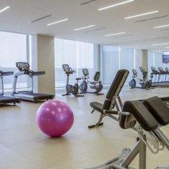 Отель Rosh Rayhaan by Rotana фитнесс-зал фото 4