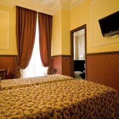 Отель Donatello Италия, Рим - 1 отзыв об отеле, цены и фото номеров - забронировать отель Donatello онлайн комната для гостей фото 2