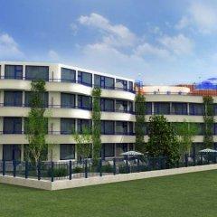 Отель Aparthotel Blue Marine Болгария, Равда - отзывы, цены и фото номеров - забронировать отель Aparthotel Blue Marine онлайн спортивное сооружение