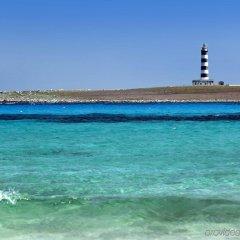 Отель Barceló Pueblo Menorca пляж
