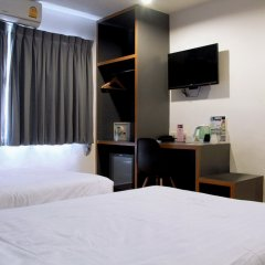 Отель Mybed Sathorn Бангкок комната для гостей фото 4