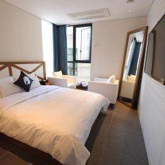 Отель The Designers Jongno Южная Корея, Сеул - отзывы, цены и фото номеров - забронировать отель The Designers Jongno онлайн комната для гостей фото 2