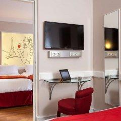 Hotel Elysée Gare de Lyon удобства в номере фото 2