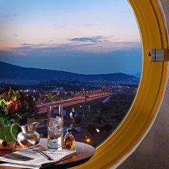 Отель Holiday Inn Athens Attica Av. Airport West балкон