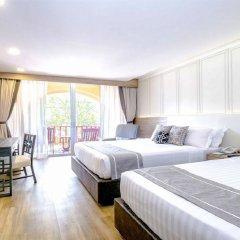 Отель Graceland Resort And Spa Пхукет комната для гостей фото 4