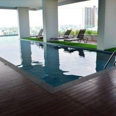 Отель Wooden Suites (the Rich @sathorn-taksin) Бангкок бассейн фото 3