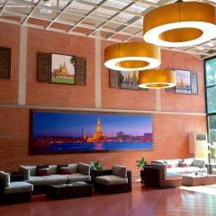 Отель Wattana Place Бангкок интерьер отеля фото 2