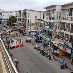 Travellers Rest Hotel балкон