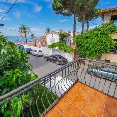 Отель Agi la Pinta Испания, Курорт Росес - отзывы, цены и фото номеров - забронировать отель Agi la Pinta онлайн балкон