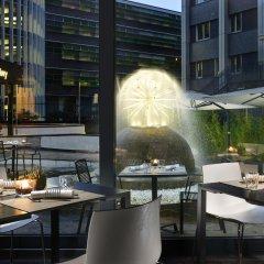 Отель UNAHOTELS Century Milano гостиничный бар