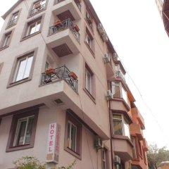 Отель Ваке вид на фасад